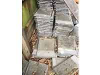 Used redland mini stonewold tiles