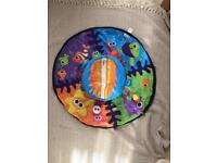 Lamaze play mat with tummy time 360• Turnntable Excellent condition