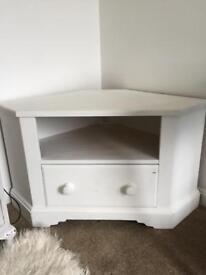 Solid heavy pine corner unit cost over £200 new !!!!!!!sold sold sold!!!!!!