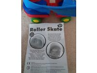Bob the Builder Roller Skates - strap on