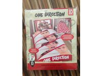 One Direction Duvet Cover, Brand new in packaging NO PILLOWCASE! Boyfriend design
