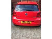 VOLKSWAGEN POLO 1.0 2014(64REG) START/STOP £20 TAX/YEARLY FULL SERVICE HISTORY!!!!!!