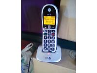 Big button bt phones with answer machine