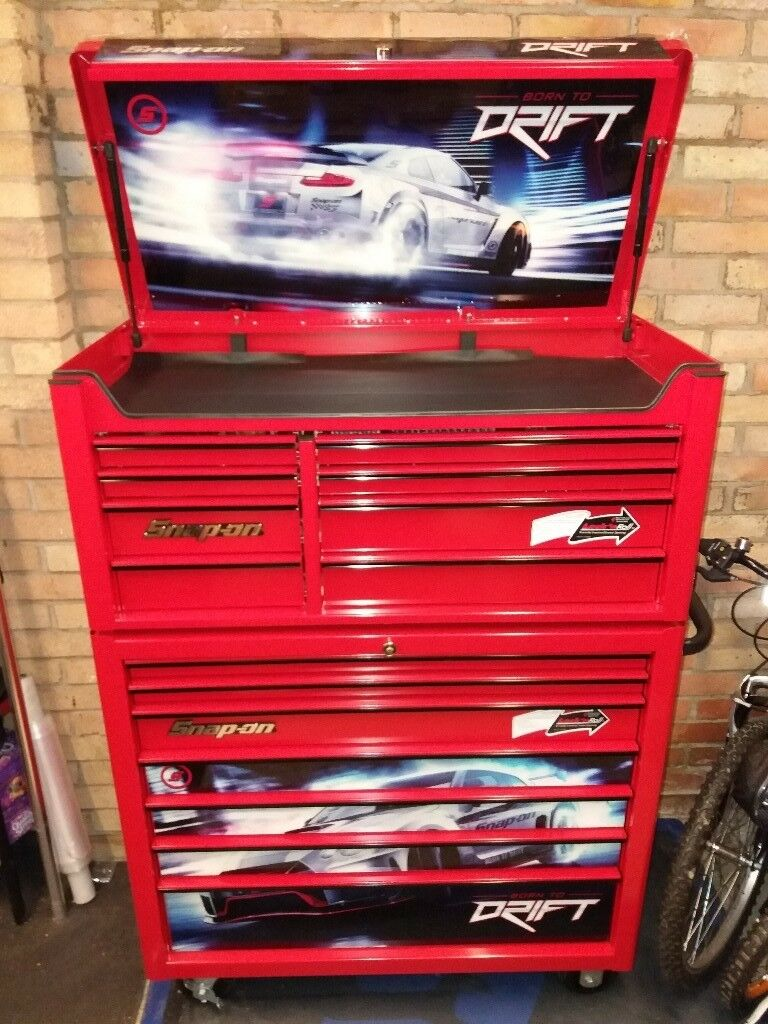 New Snap On 40 Quot Drift Tool Box Stack In Clacton On Sea