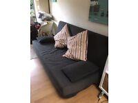 Ikea BEDDINGE LÖVÅS 3 seater sofa bed
