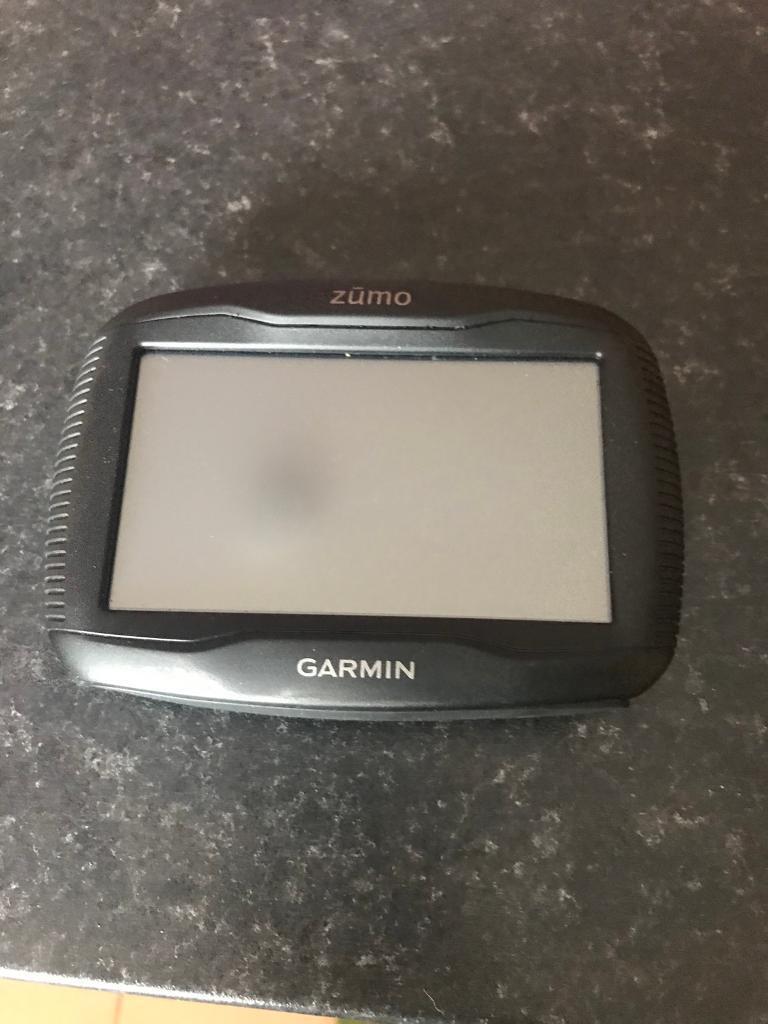 GARMIN ZUMO 550 NEW BIKE CRADLE