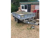 IFOR WILLIAMS TRAILER 8 X 5, PETERBOROUGH