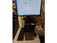 DELL OPTIPLEX 3010 i 5 WINDOWS 10 PC