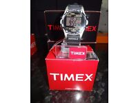 Timex Expedition Men's T77511 Watch with LCD Dial Digital Display and Black Resin Strap