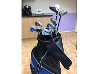 Wilson Reflex Golf Package Set - Cheap, Full Set of Clubs - Contact is now