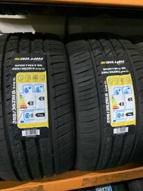 255 35 18 94W XL BRAND NEW TYRE SAILWIN £65 FITTED AND BALANCED 2553518