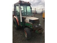 For sale / Kubota 4/4 small diesel tractor