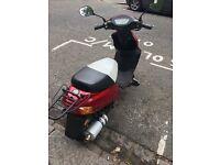 Scooter 50cc moped perfect condition