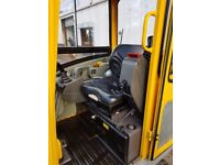 1.5 ton Volvo mini digger hi for sale mini digger excellent condition well looked after owner driver
