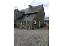 2 Bed End Terrace House For Sale - Semi-Rural Location with Large Garden - Strathnairn