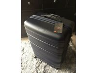 Brand new unused Antler Navy suitcase