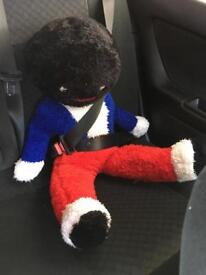 Golly Rag Doll Teddy Collectible