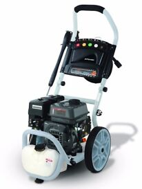 JEFFERSON 7.5HP PETROL WASHER WITH PUMP LIFTS FROM BARREL 4 STROKE INDUSTRIAL