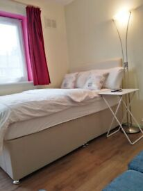 Double rooms from £475 to £500pm all bills
