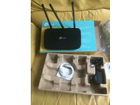 TP-Link TL-WR940N wireless router