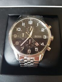 Mens hugo boss watch excellent condition