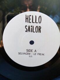 Selvagem – Le Freak 7 innch single