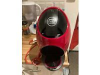 RRP80 DeLonghi Nescafé Dolce Gusto Jovia Pod Capsule Coffee