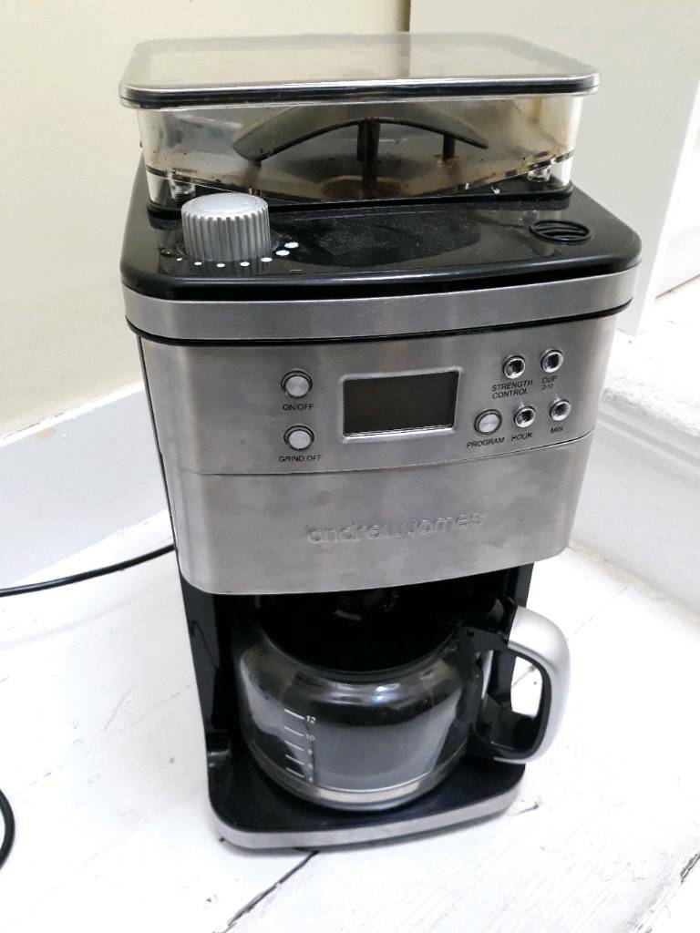 Andrew James Filter Coffee Machine In Streatham Hill London Gumtree
