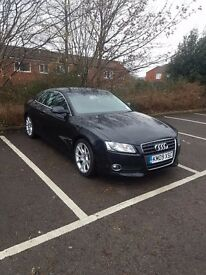 2.0l, 09 Black Audi A5. Full service history and beautifully kept.