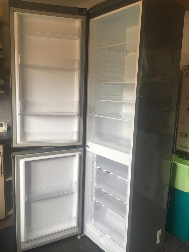 2 mtr tall fridge freezer