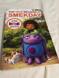 The True Meaning of Smekday Book
