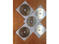 Sony Windows XP disks
