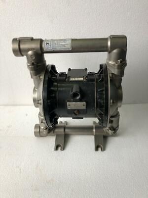 Graco Husky 1040 Stainless Diaphragm Pump Pn D743111