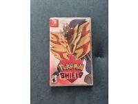 Nintendo Switch, Pokemon Shield