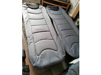 Pair of camp/fishing beds