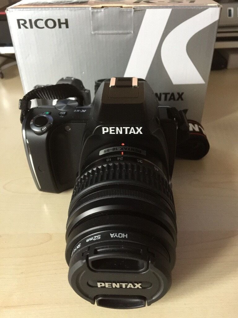 Pentax K-S1 Camera Inc Pentax DAL 18-55mm Lens
