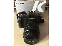 Pentax K-S1 Camera Inc Pentax DAL 18-55mm Lens
