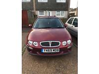 Rover 25 2001 reg