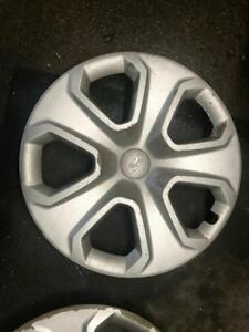 FORD TAURUS INTERCEPTOR AND SUV 18 WHEEL COVERS 2011+ 18 SET OF 4 HARD TO FIND