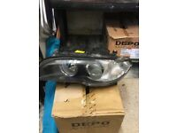 BMW Head lamps