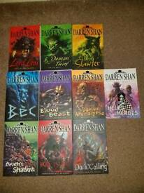 Darren Shan Collection