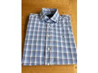 Tommy Hilfiger Men's Checked Shirt. Size M. 100% Cotton.