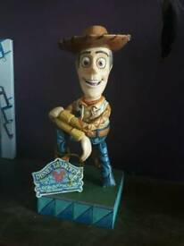 Disney collectable Woody and Buzz