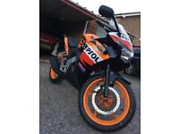 Honda cbr 125cc repsol