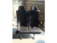 Open to offers 2004 ford transit rear seats with fixing bolts