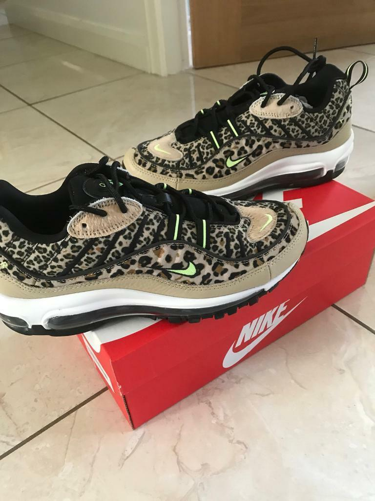 competitive price 9502d e0dc0 Nike Air Max 98 Premium W  Animal Pack . Whickham, Tyne and Wear ...
