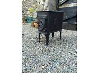 Woodburning stove £350