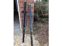 Cycle Carrier roof bars