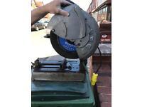 Hitachi metal chop saw