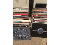 300 Drum & Bass vinyl collection